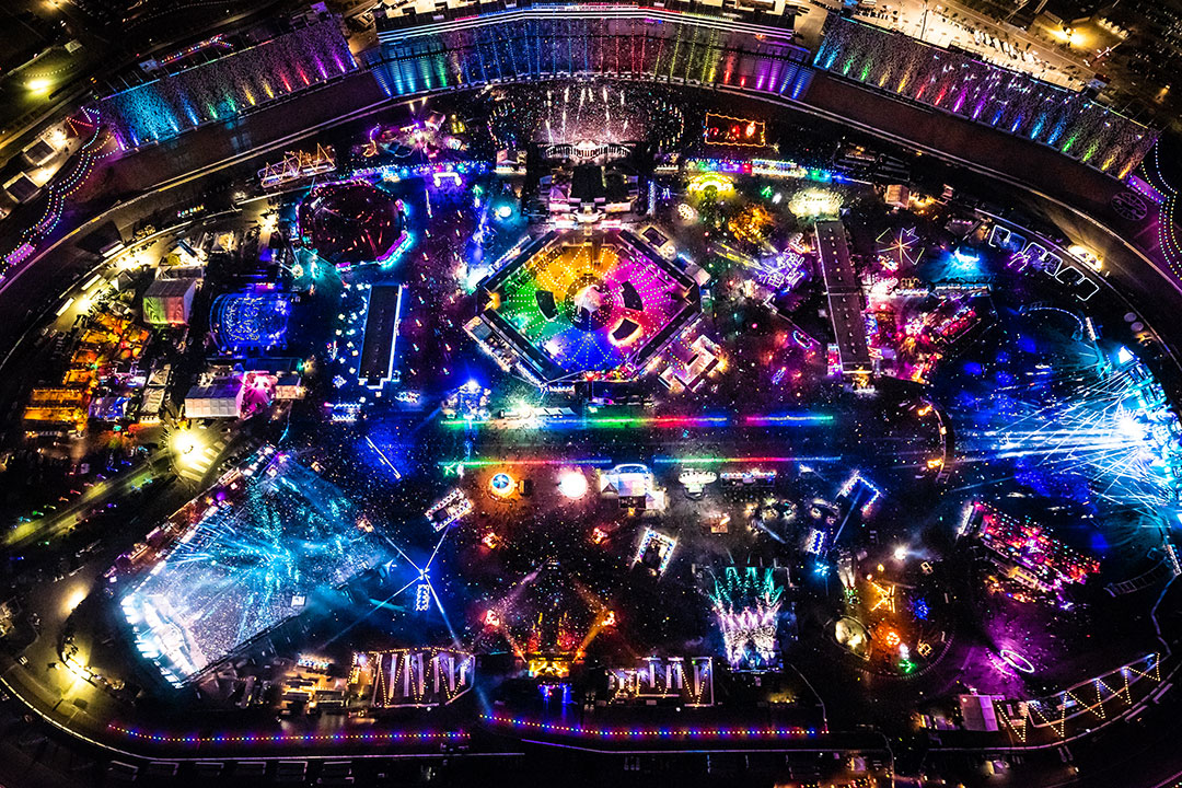 EDC from above