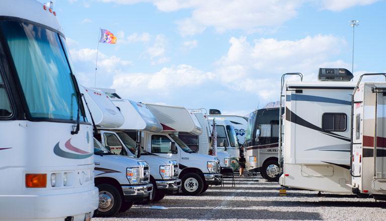 RV Camping Header