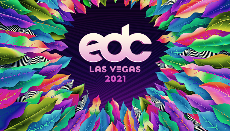 EDC Las Vegas 2020 Support Header