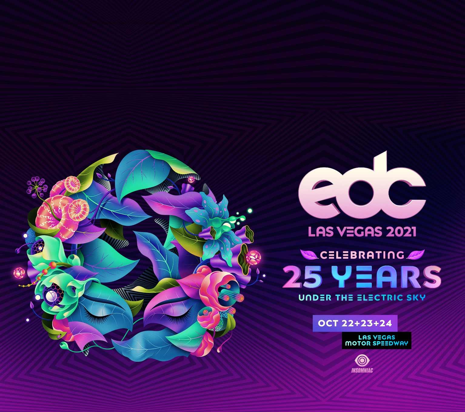 Edc Las Vegas October 22 24 2021 Las Vegas Motor Speedway
