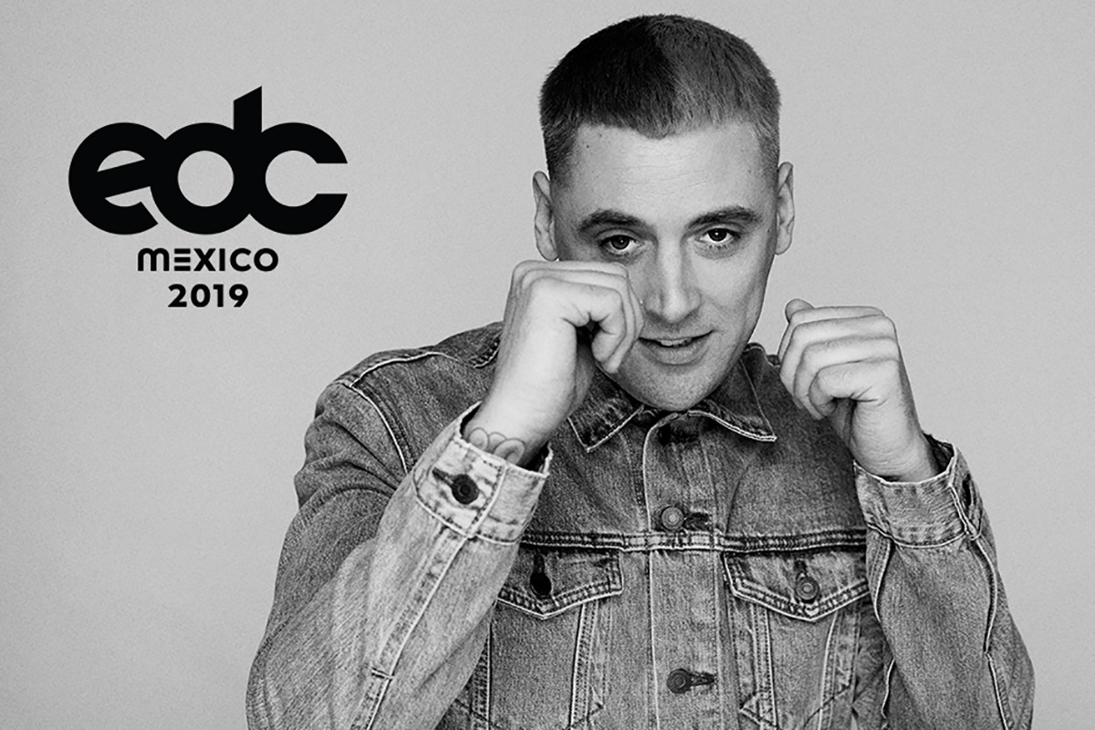 Redlight Slaps His Anything-Goes House Style All Over His EDC Mexico 2019 Mix
