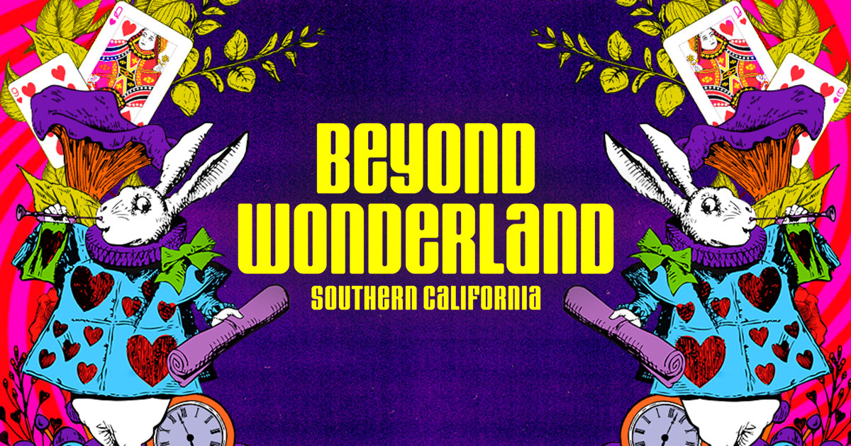 Beyond Wonderland Time Slots