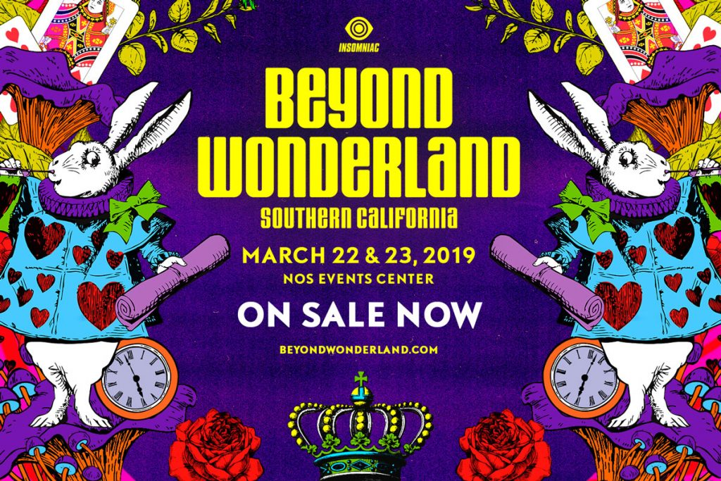 Beyond Wonderland SoCal 2018 Tickets Are Now on Sale!
