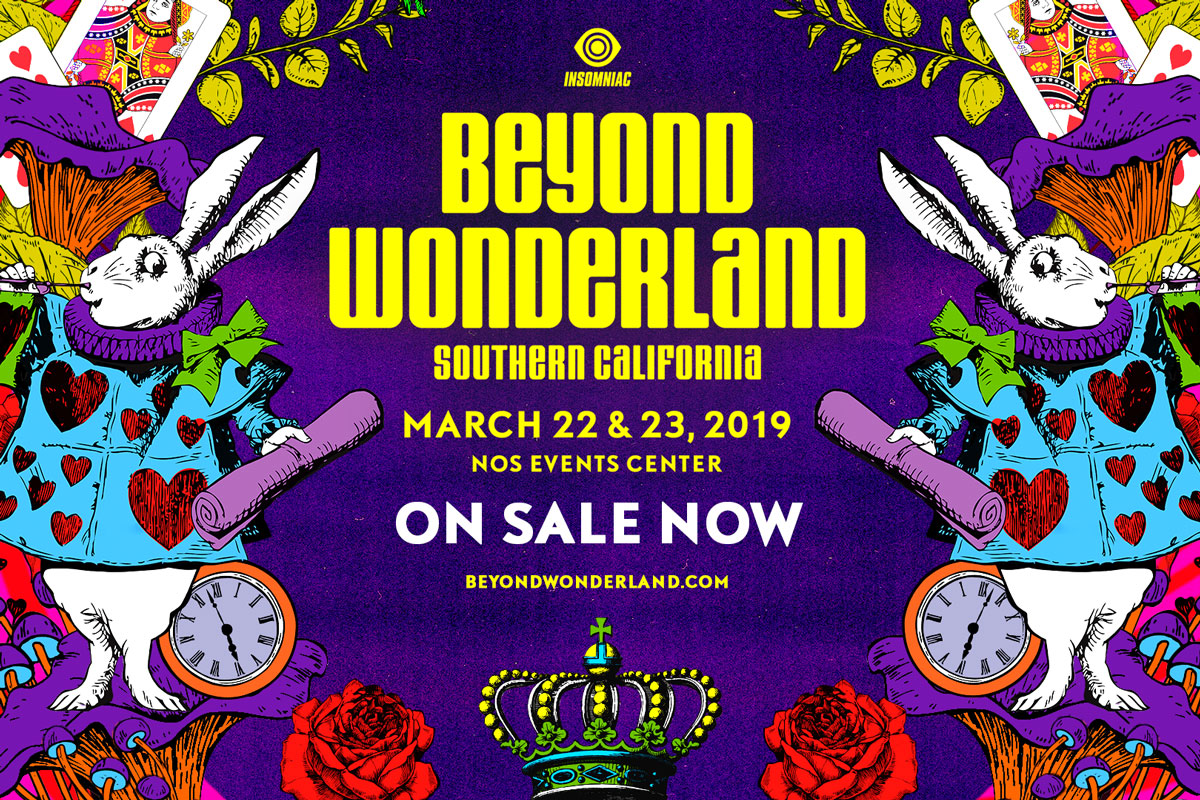 Southern California Wall Map, Beyond Wonderland Socal 2019 Tickets Are Now On Sale, Southern California Wall Map