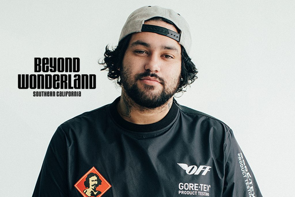 Deorro Lets the Music Do the Talking With Blistering Beyond Wonderland SoCal 2019 Mix