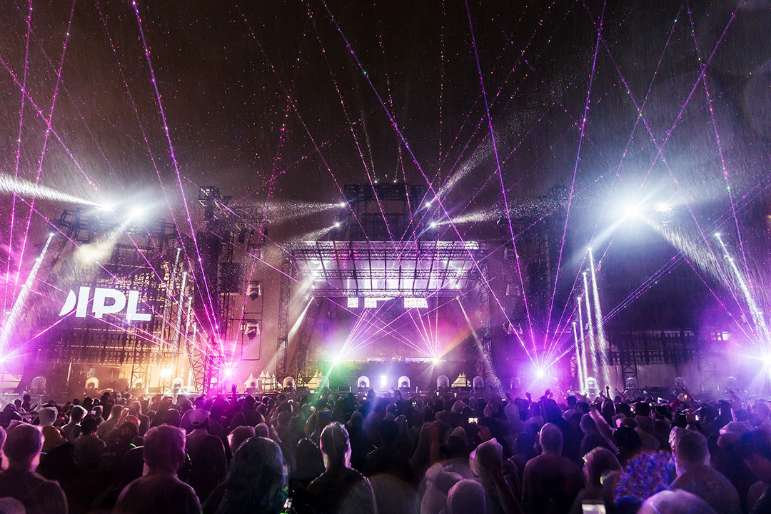 Lights from circuitGROUNDS