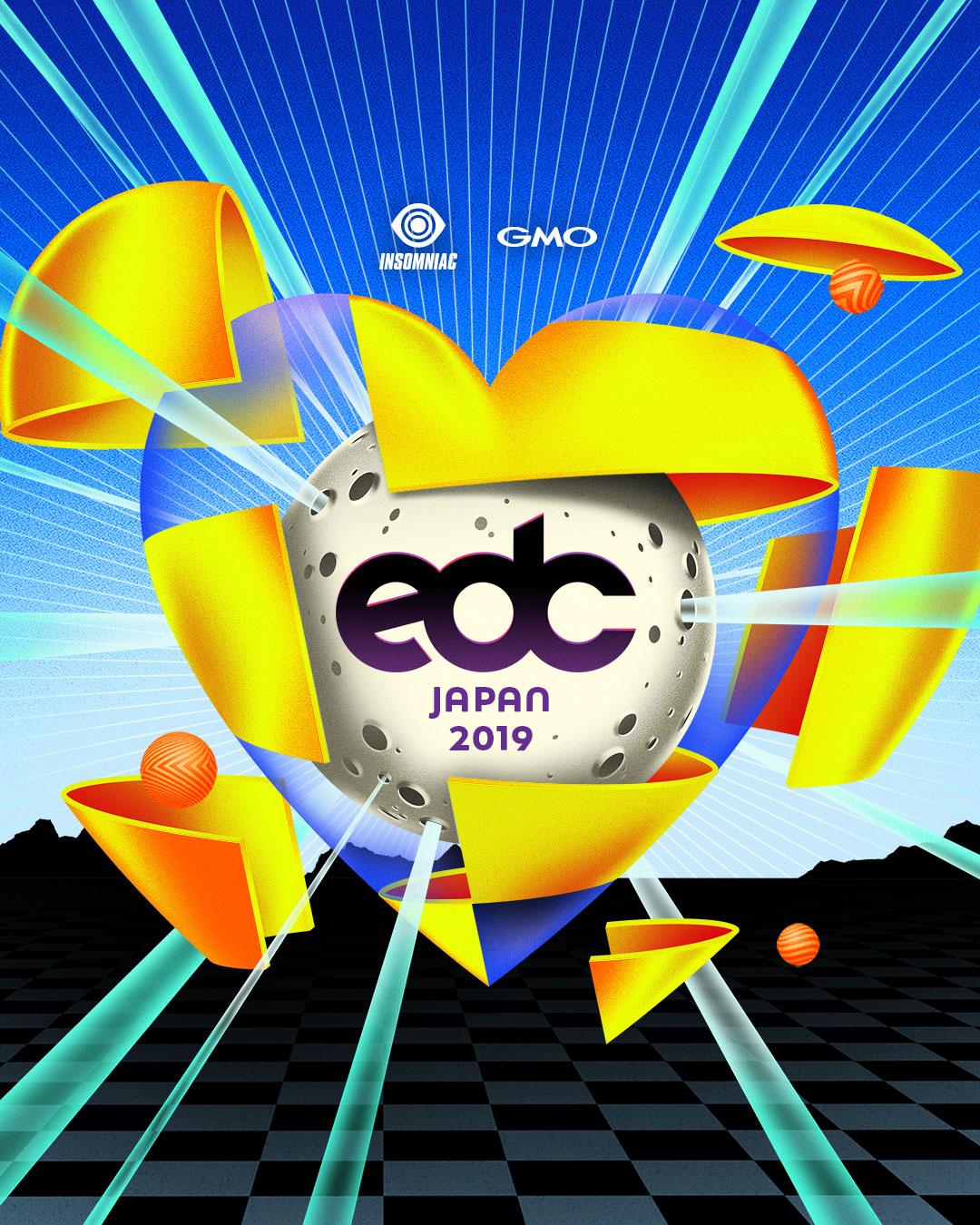 EDC Japan 2019