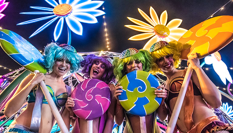 The World of EDC Header