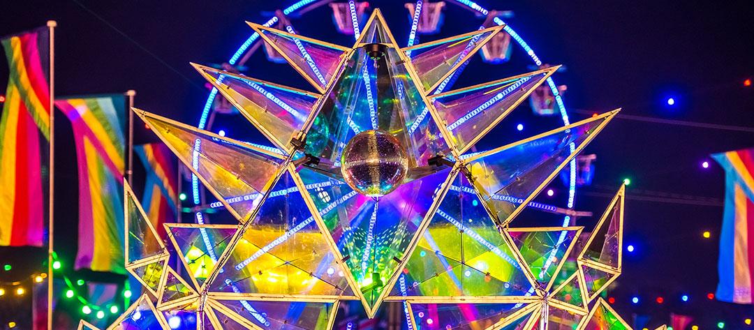 Prismatic art