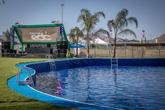 EDC Las Vegas 2018 Camp EDC Photo Gallery