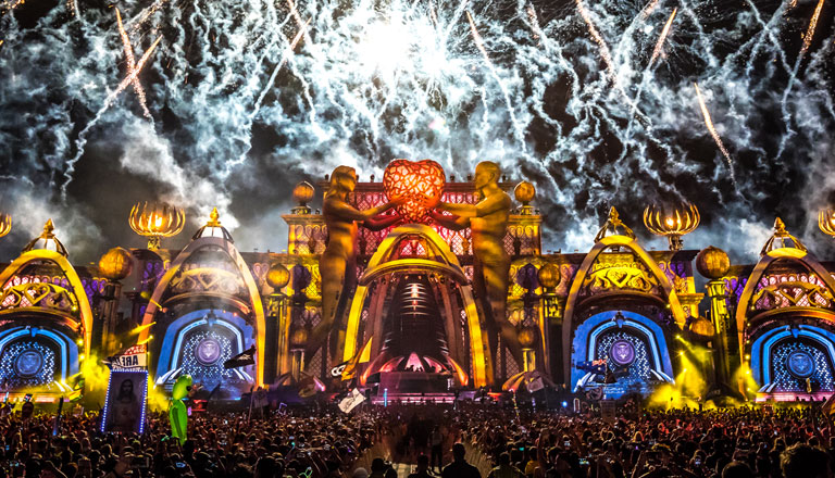 EDC Las Vegas 2018 Photo Gallery Header