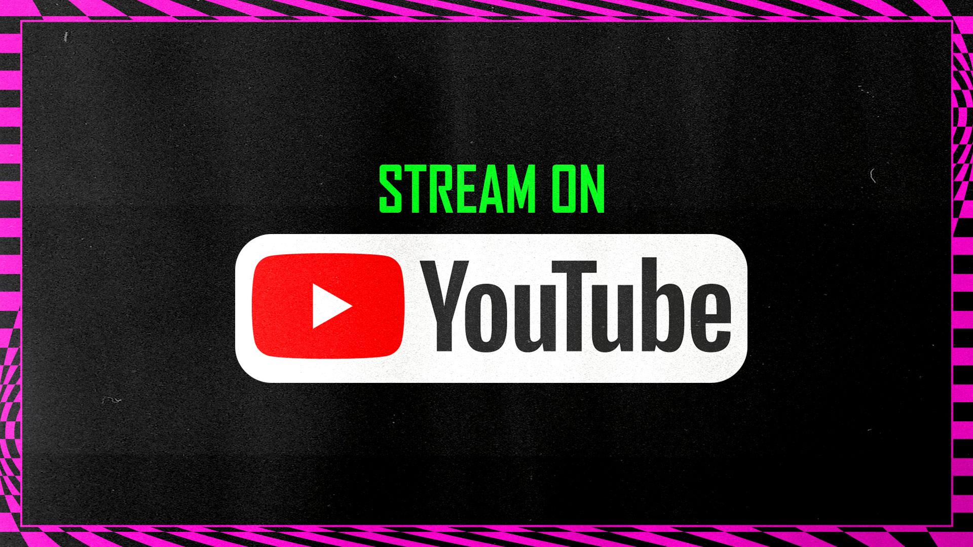 stream on youtube tile