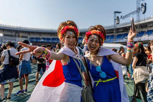 EDC Japan 2017 Photo Gallery
