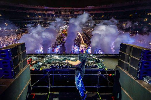 EDC Japan 2017 DJ