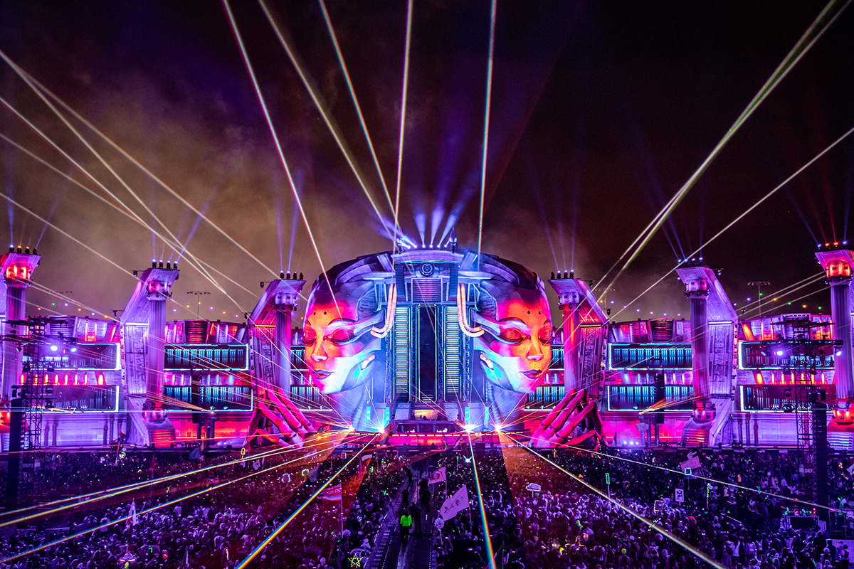 kineticENERGY Is Flowing Into EDC Orlando