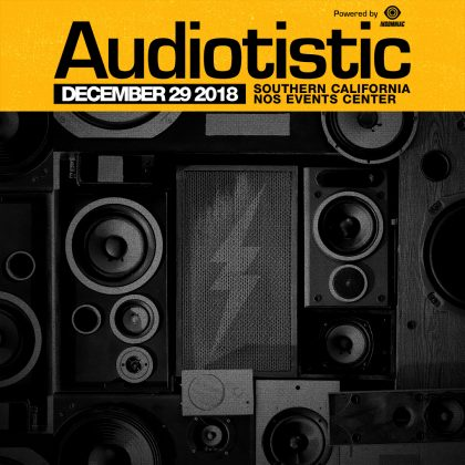 Audiotistic SoCal 2018