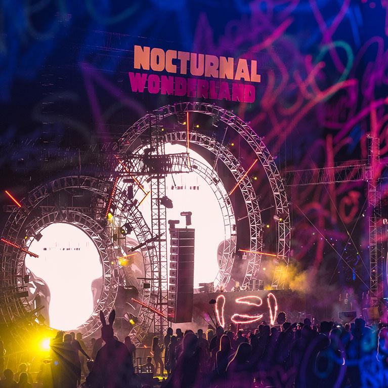 Nocturnal Wonderland   September 14 & 15, 2019   SoCal
