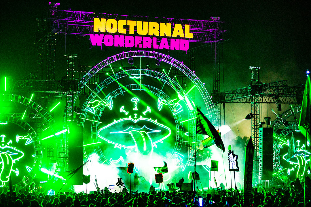 Nocturnal Wonderland 2021