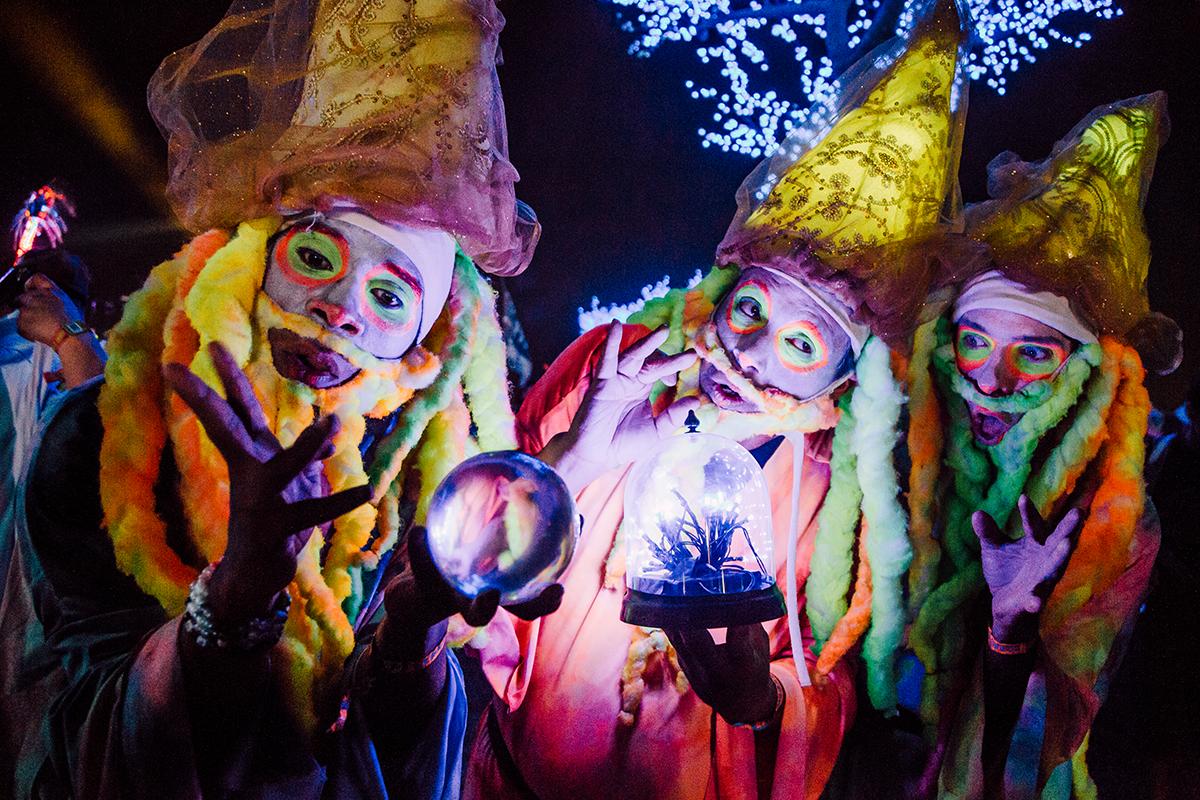 Nocturnal Wonderland Gives Glen Helen a Proper Send-Off