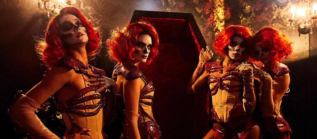 spooky performers