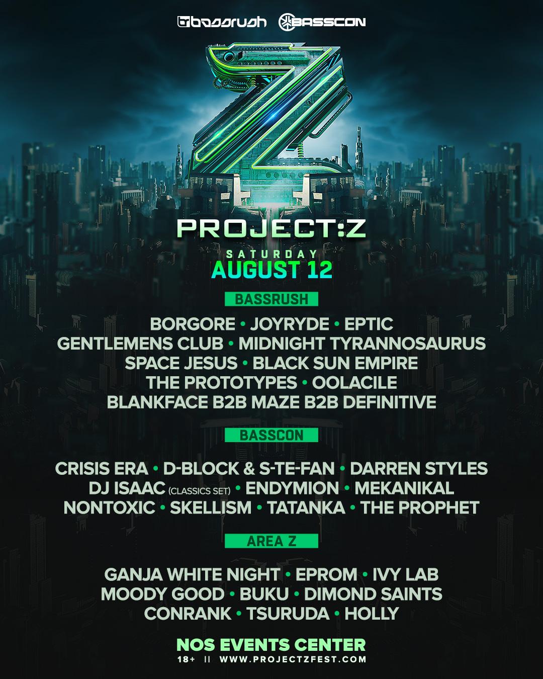 Project z 2017 lineup asset