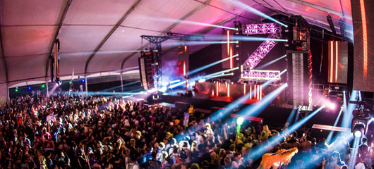 Project Z stage