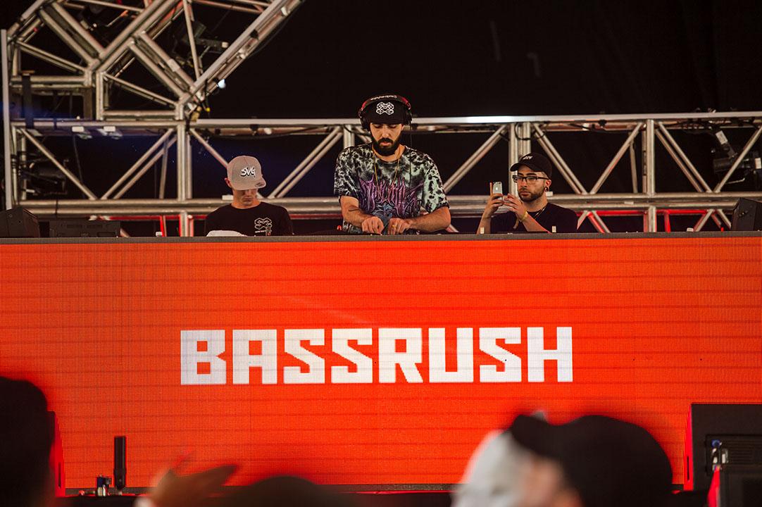 Bassrush stage