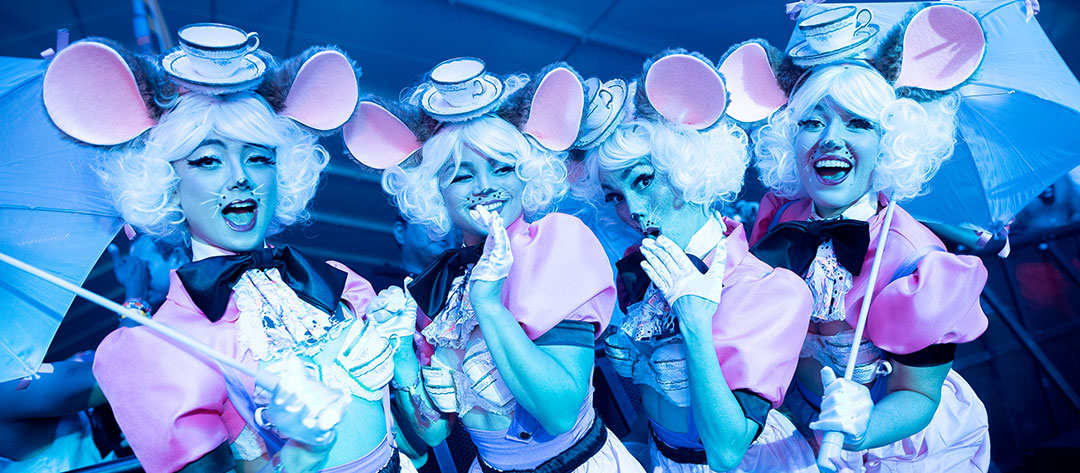 mouse performers