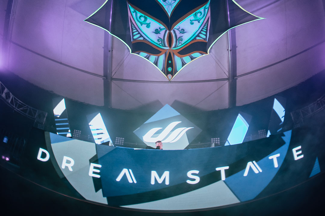 Dreamstate stage