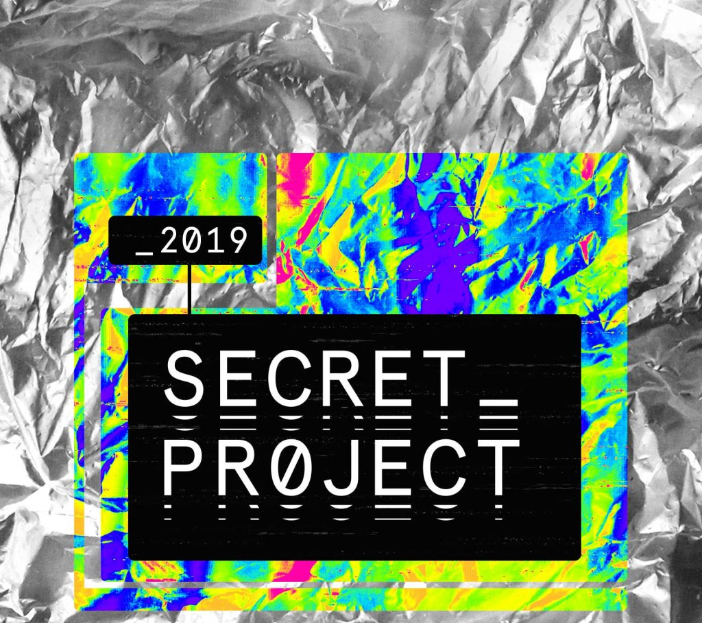Secret Project artwork