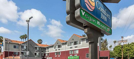Comfort-Inn-Los-Angeles-Near-Hollywood