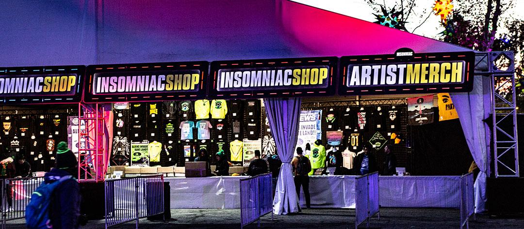 Insomniac Shop