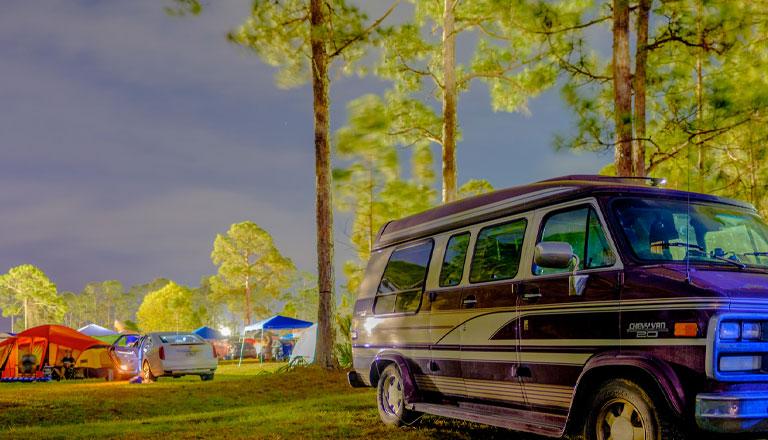 GA Camping Add-Ons Header
