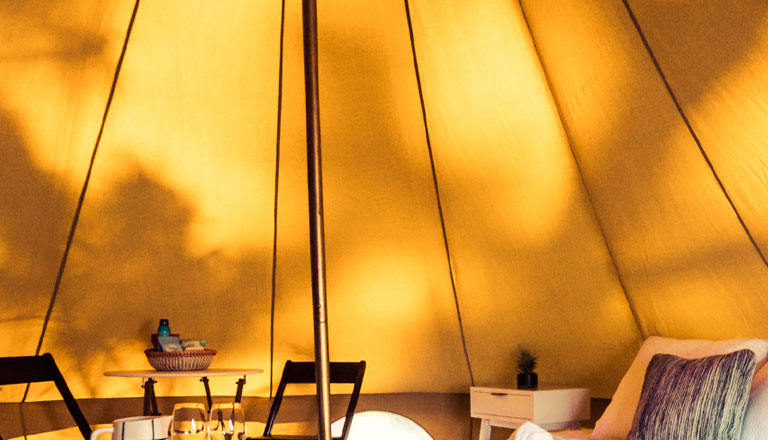 Glamping Rockstar Package Header