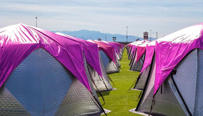 VIP Camping Add-Ons Header