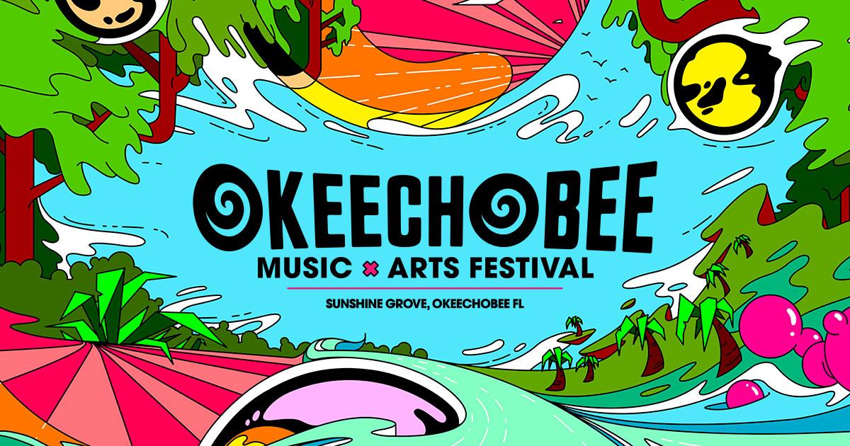 Okeechobee Music & Arts Festival | March 5–8, 2020