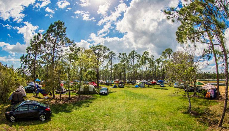 VIP Car Camping Header