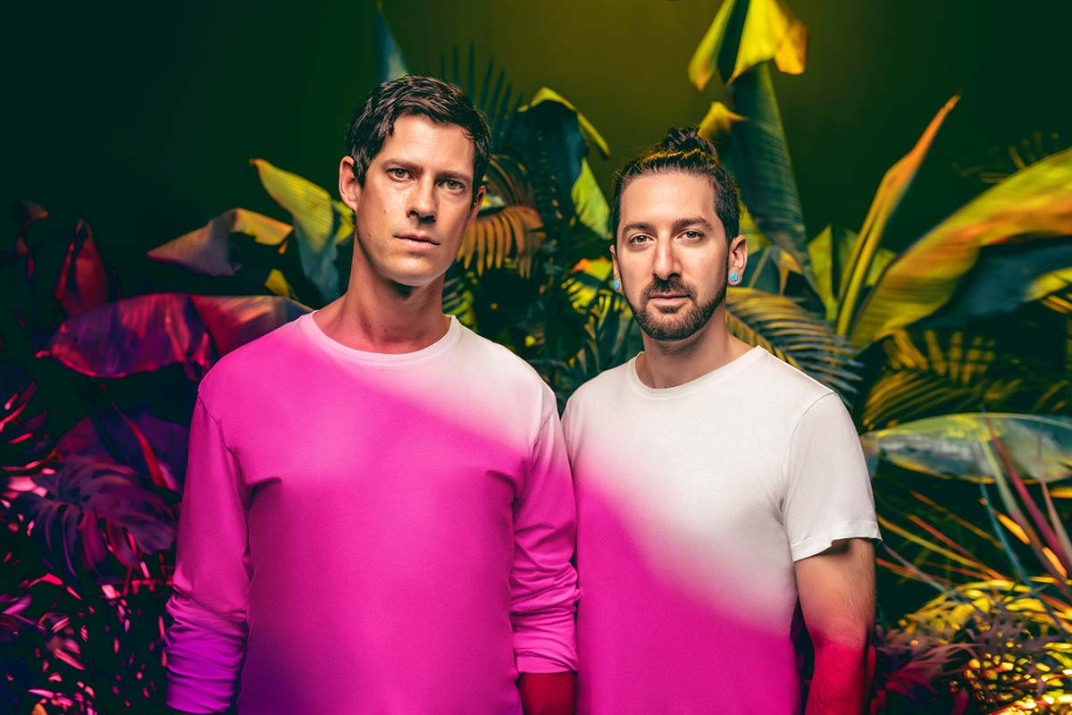 Big Gigantic's 'Enter the Portal' Spotify Playlist