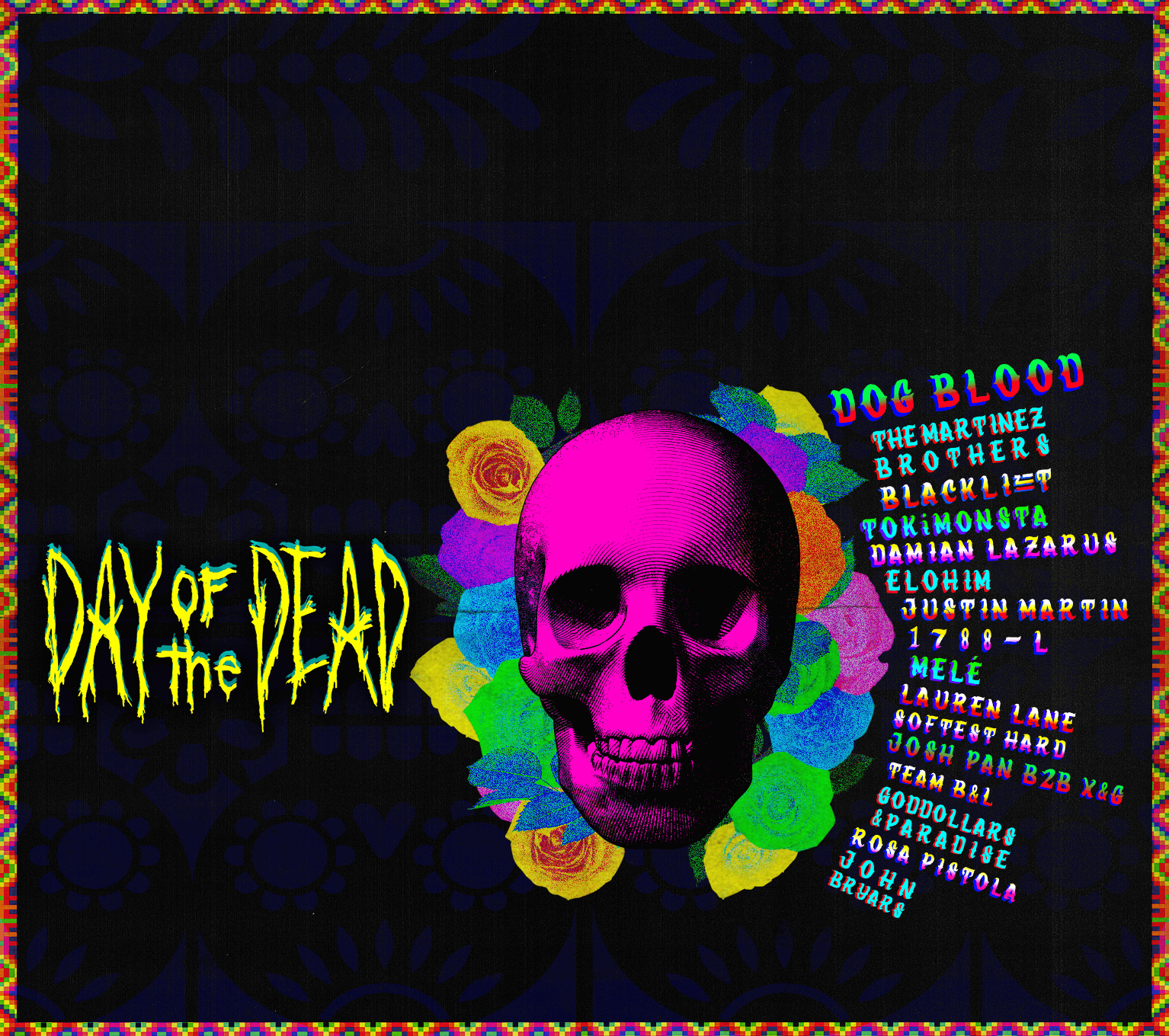 HARD Day of the Dead | November 2, 2019 | Los Angeles