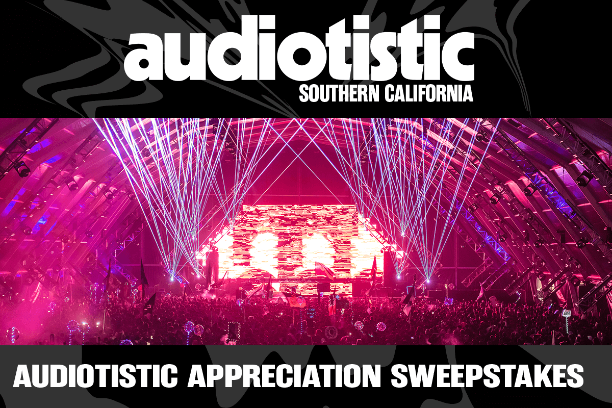 Audiotistic Appreciation Sweepstakes