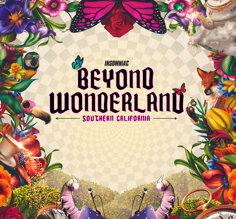 Beyond Wonderland 2018 Official Trailer Has Landed