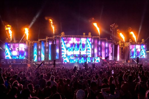 Stage at Beyond Wonderland SoCal 2015