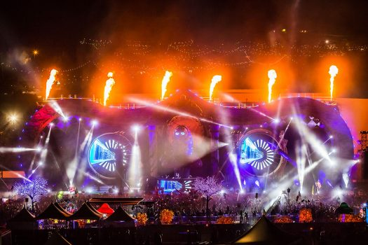 Queen's Domain at Beyond Wonderland SoCal 2015