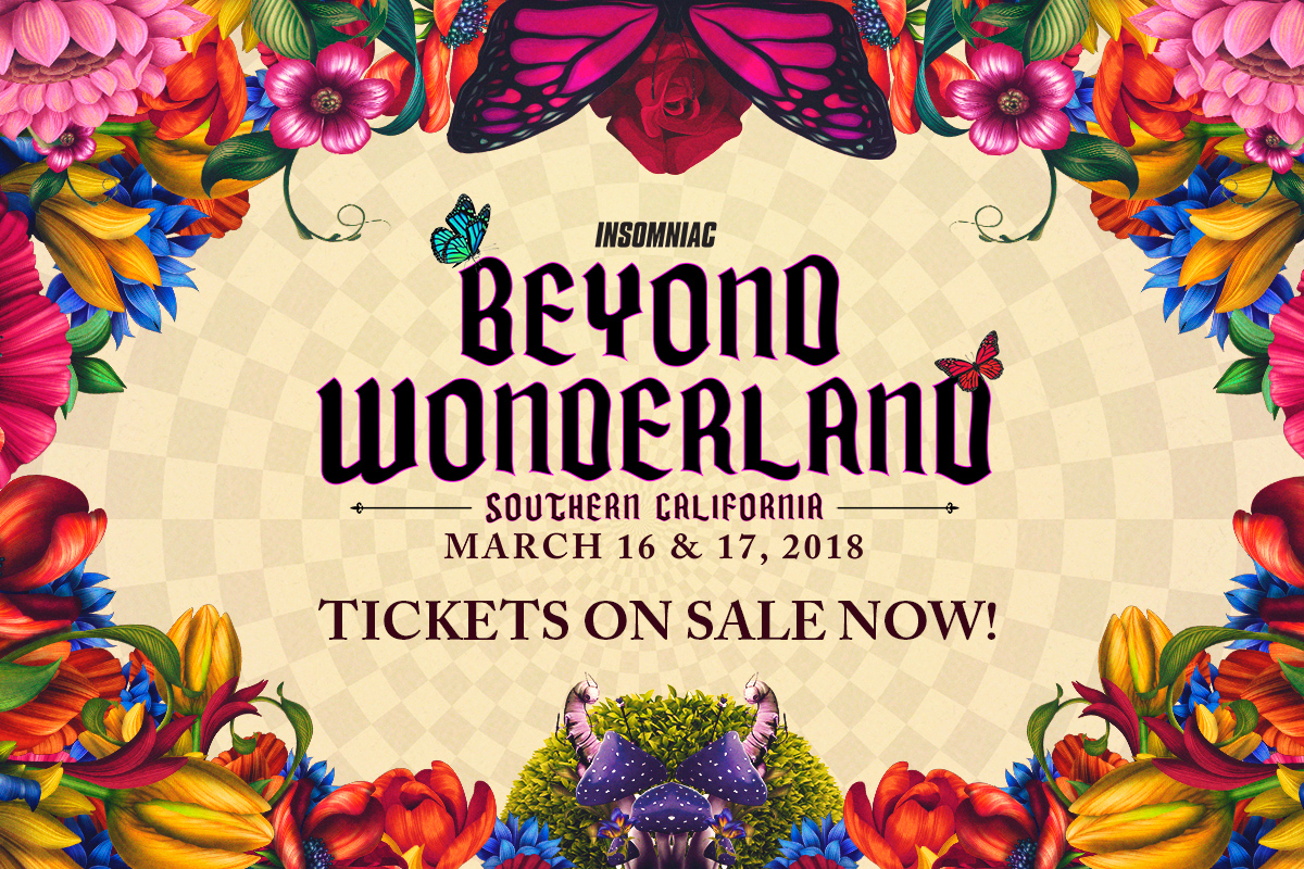 Beyond Wonderland SoCal 2018 Tickets on Sale Now!