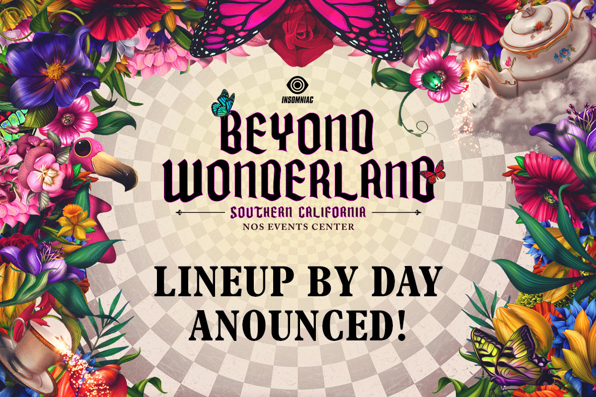 Single-Day Tickets Now Available for Beyond Wonderland SoCal 2018
