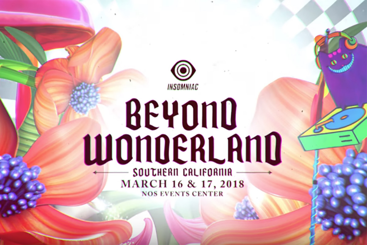 Go Beyond in the Beyond Wonderland SoCal 2018 Trailer