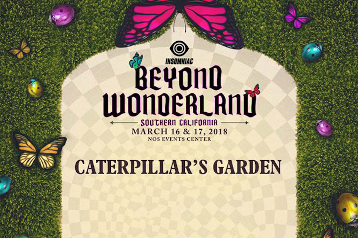 Get Wrapped in a Groove Cocoon at Caterpillar's Garden With This Playlist