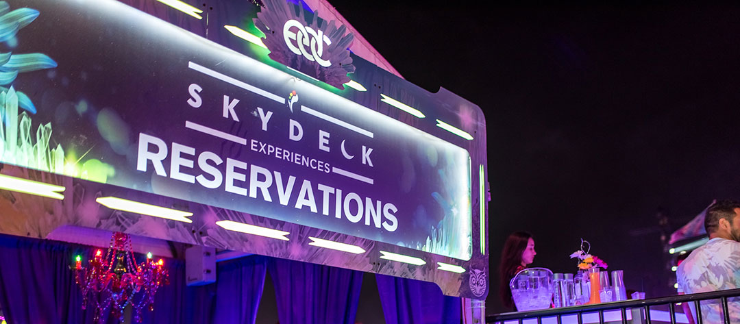 SkyDeck at EDC Orlando
