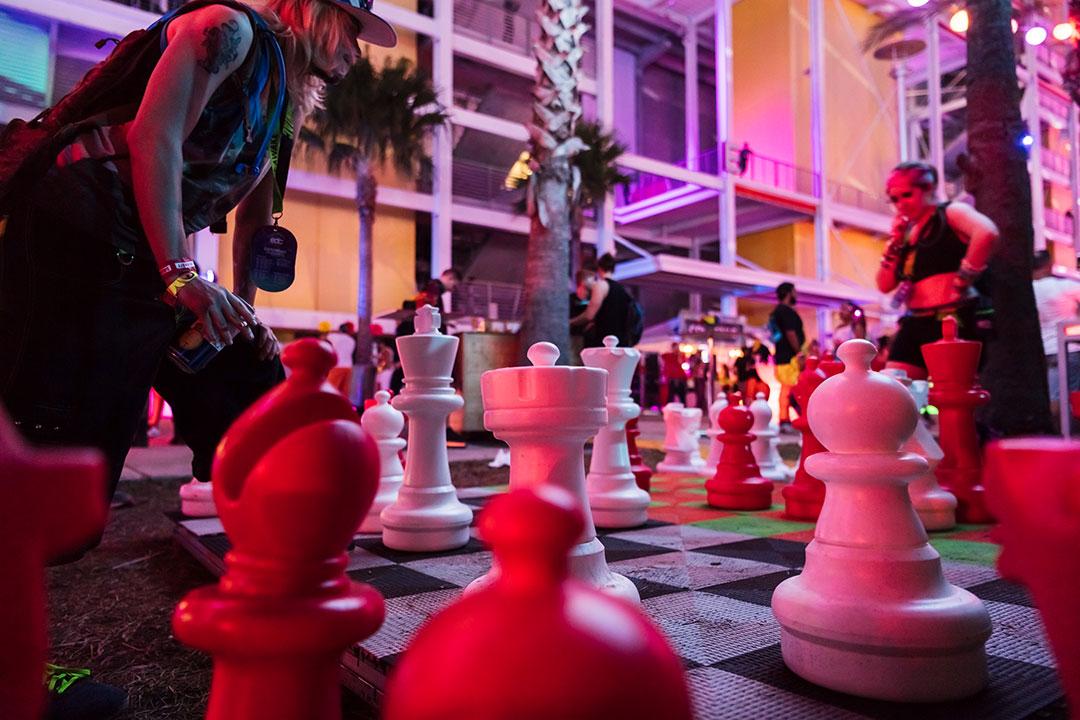 The VIP Experience at EDC Orlando
