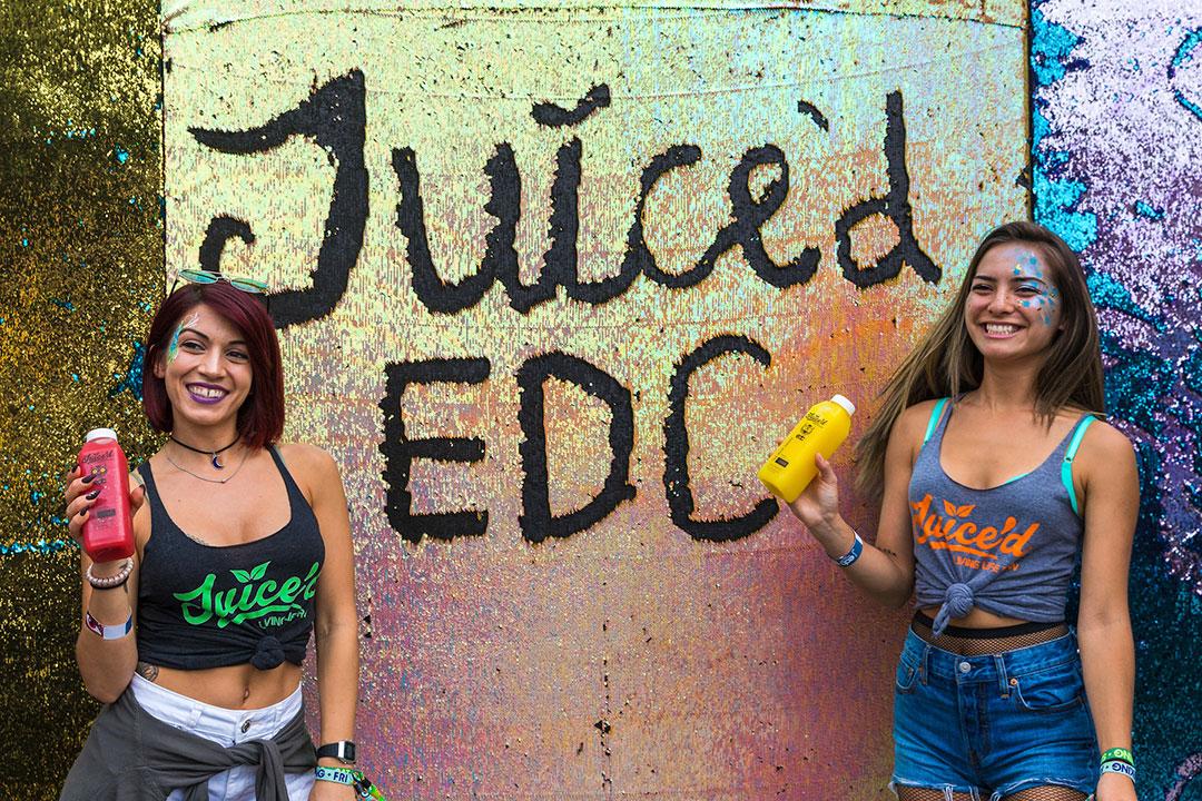 Juice'd at EDC Orlando VIP
